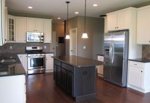 New Madison home kitchen plan