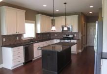 Kitchen Option for Building Plan