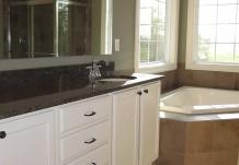 Bathroom Layout Plan for Regent Home