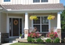 Front Porch Building Plan