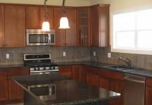 Kitchen Design Option for Regent Building Plan