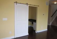 Sliding Door Option in Regent Home