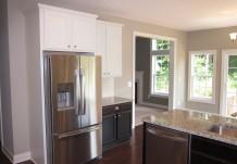 Kitchen Design Option for Home Plan