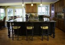 Island in Kitchen Option for Regent Home Plan
