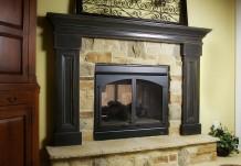 Large Fireplace Option
