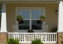 Large Front Porch Build